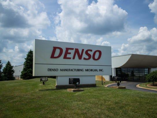 Denso Manufacturing Michigan Inc. in Battle Creek.