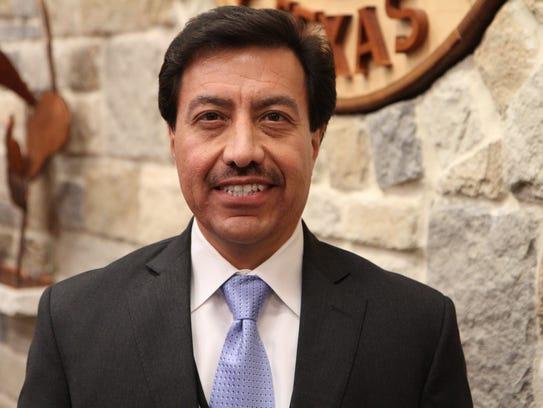 Roland Pena, president, City of San Angelo Economic