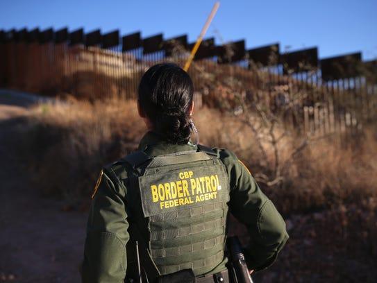 Los efectivos de la Guardia Nacional ayudarán a la Patrulla Fronteriza a detectar actividad ilegal.