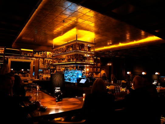 A speakeasy is accessible above at Stock and Stable