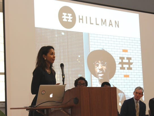 Candice Mitchell, Exectuive Director of Hillman Accelerator