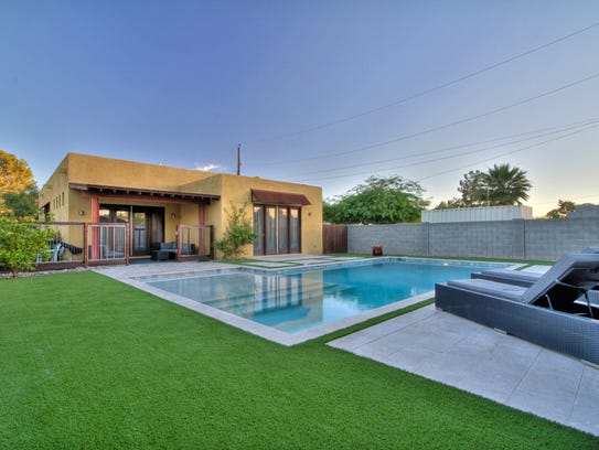 This home in downtown Phoenix is on the market for
