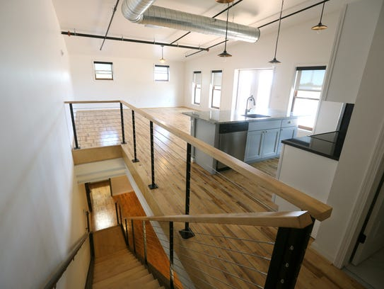 The rent for a one-bedroom unit starts at $1,555 and