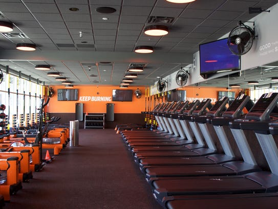 Orangetheory Fitness offers heart-rate based interval