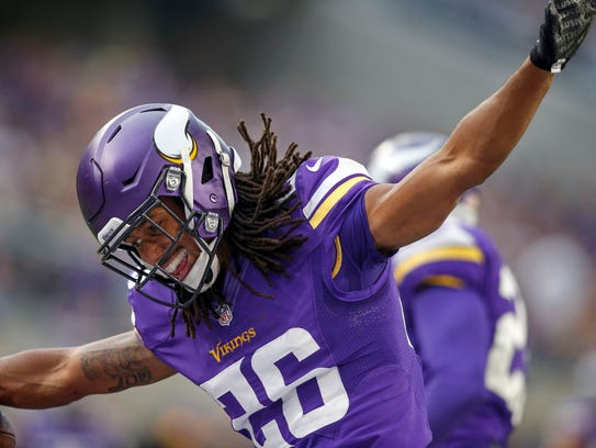 Trae Waynes, the 11th overall pick in the 2015 NFL
