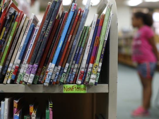 Make the library a summer destination for kids.