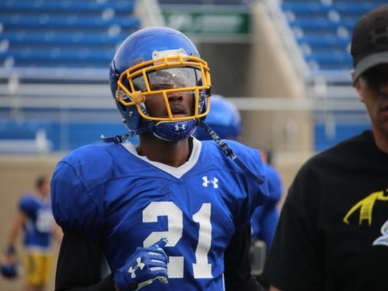 Donald Gardner is one of a handful of young corners