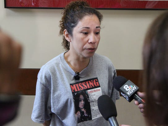 Angelica Castillo, the mother of missing Woodburn woman
