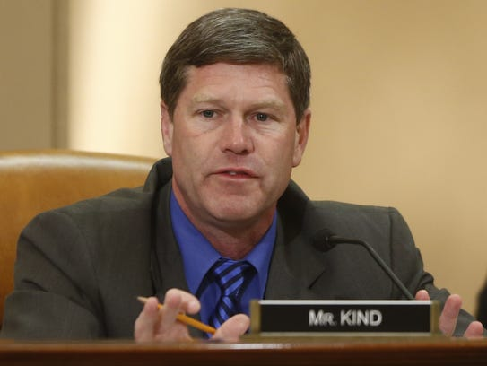 U.S. Rep. Ron Kind appears at a June 4, 2013 hearing