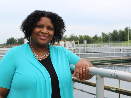 Qiana Maple is the Superintendent of the Water Purification
