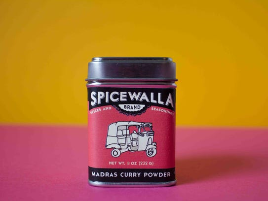 Madras curry powder was traditionally favored in Madras,
