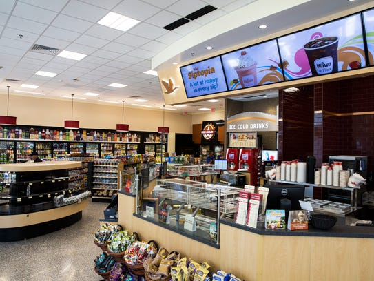 Naples' first Wawa is set to open Thursday, Aug. 31,