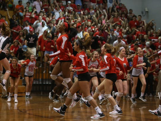 Lions takes home the win in their Sep 7 match against