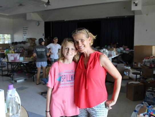 Everglades City School Assistant Principal Michelle