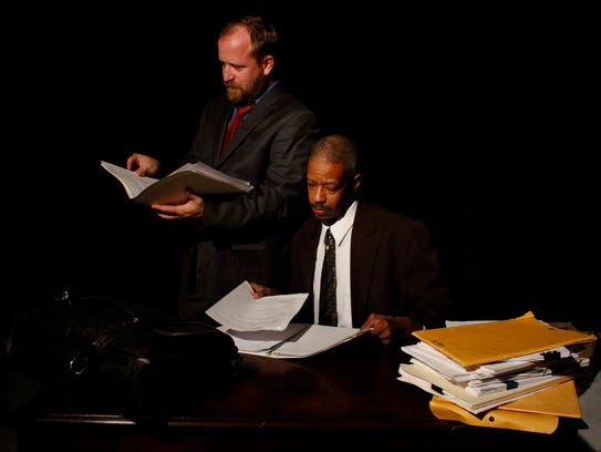 """""""Race"""" takes the stage Nov. 10-19 at MLT."""