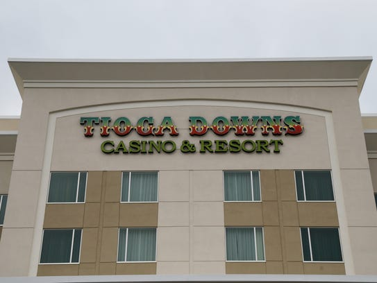 The Hotel at Tioga Downs in Nichols on Monday November