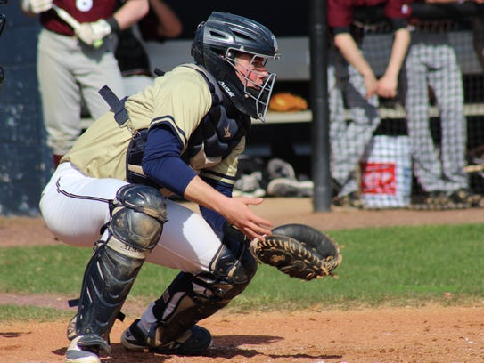 Roxbury catcher Andy Axelson will sign a National Letter