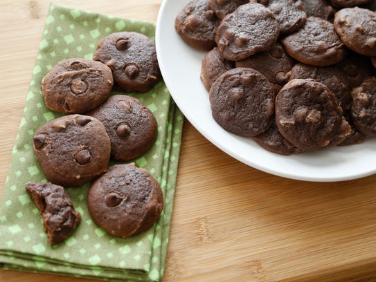 Mocha chip cookies at Robin Miller's home in Scottsdale,