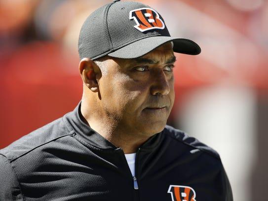 Cincinnati Bengals head coach Marvin Lewis hopes his