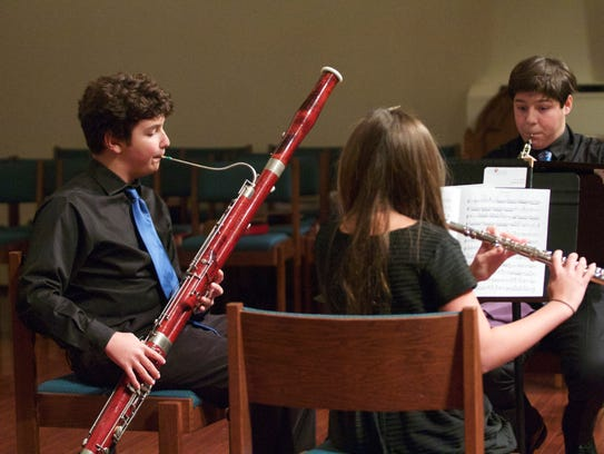 The New Jersey Youth Symphony Chamber Music Concert