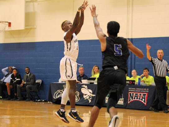 The Montreat College Cavaliers defeated St. Andrews