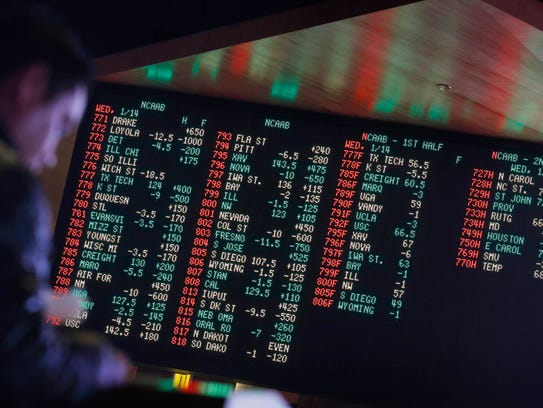 The American Gaming Association, fueled by casinos, has been a driving force to remove the federal ban on sports gambling.