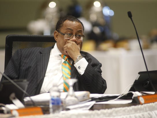 Trustee Belvin Perry, Jr.