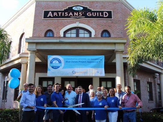 Thomas Riley Artisans' Guild earns recognition as a