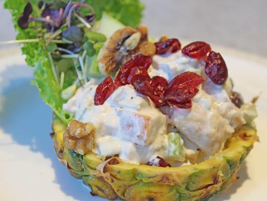 L.S. Ayres chicken salad