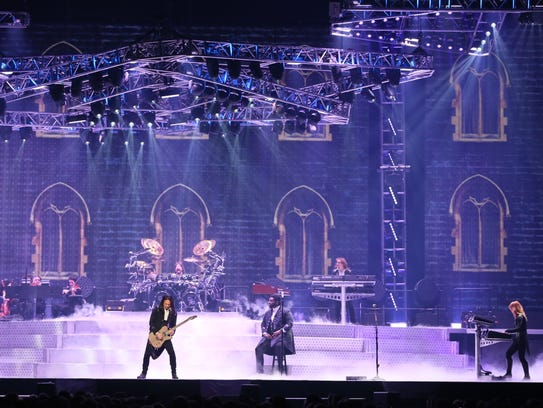 Trans-Siberian Orchestra returns to the BMO Harris