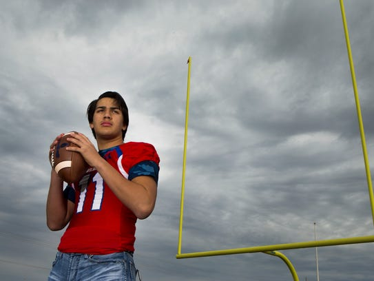 All-South Texas Football Newcomer of the Year Austin