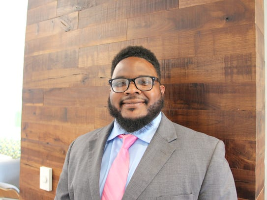 Charles McKinney Jr. is one of United Way's 100 local