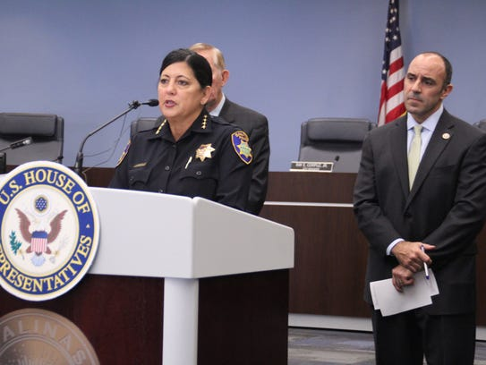 Salinas Police Chief Adele Frese discusses how critical