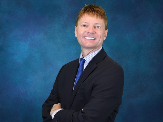 Paul Matson serves as executive director of the $40
