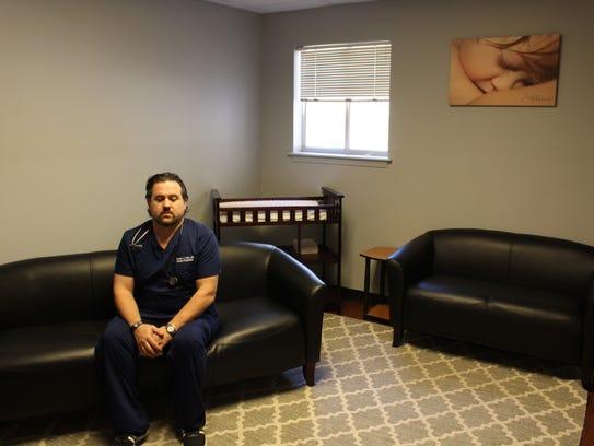 Dr. Michael Ulich of Minden Pediatrics said he feels