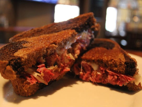 2510 Restaurant, located in Wausau, serves up its Reuben