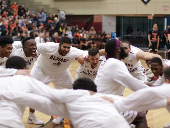 Ramapo College will play in the Division III Final