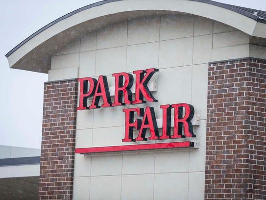 Park Fair Mall in Des Moines, Iowa, Tuesday, April