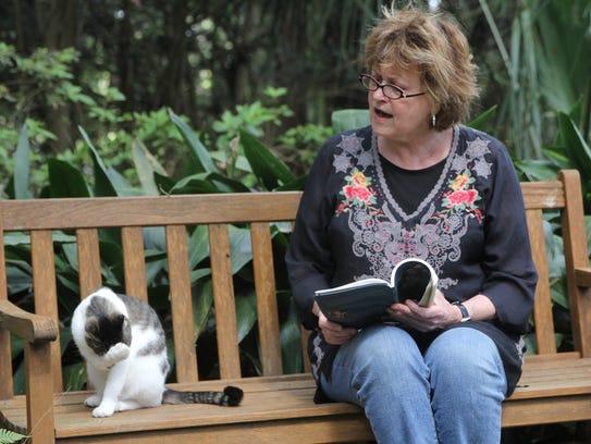 "Barbara Hamby's recent book of poems, ""Bird Odyssey,"""