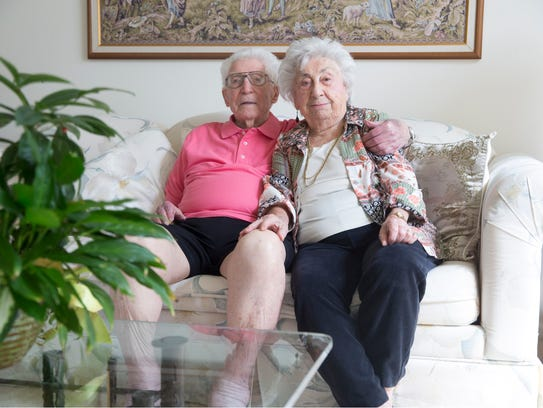 Jack and Emily Mascola of Toms River recently celebrated