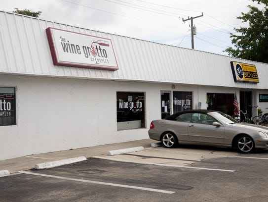 The Wine Grotto of Naples will be closing its doors