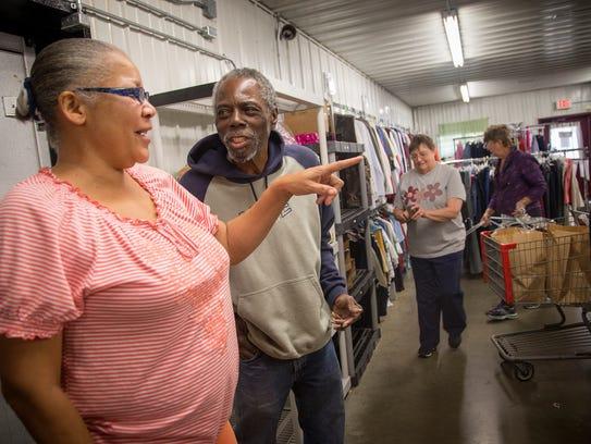 Food Pantry Des Moines Volunteer