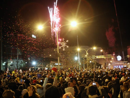 Happy New Year! Where to ring in 2016 around town