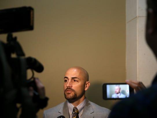 Rivera's trial in Markel murder set
