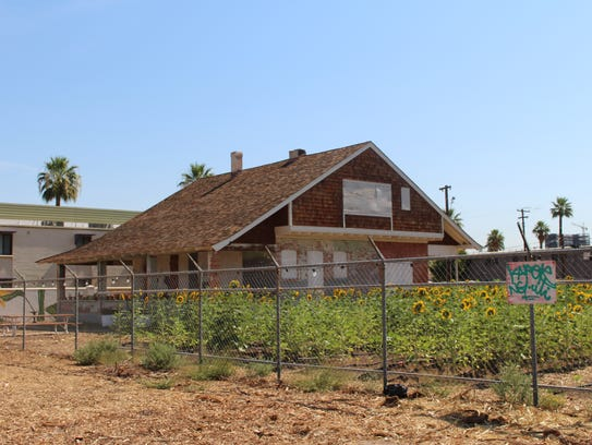 Phoenix's historic Knipe House and the land around it was sold to True North Holding's for $3.56 million.