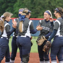 Heritage started the week with a deeper postseason run than it has ever had in softball.