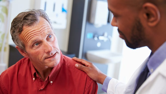 Men are more at risk for certain conditions. Talk to your doctor about regular screenings.