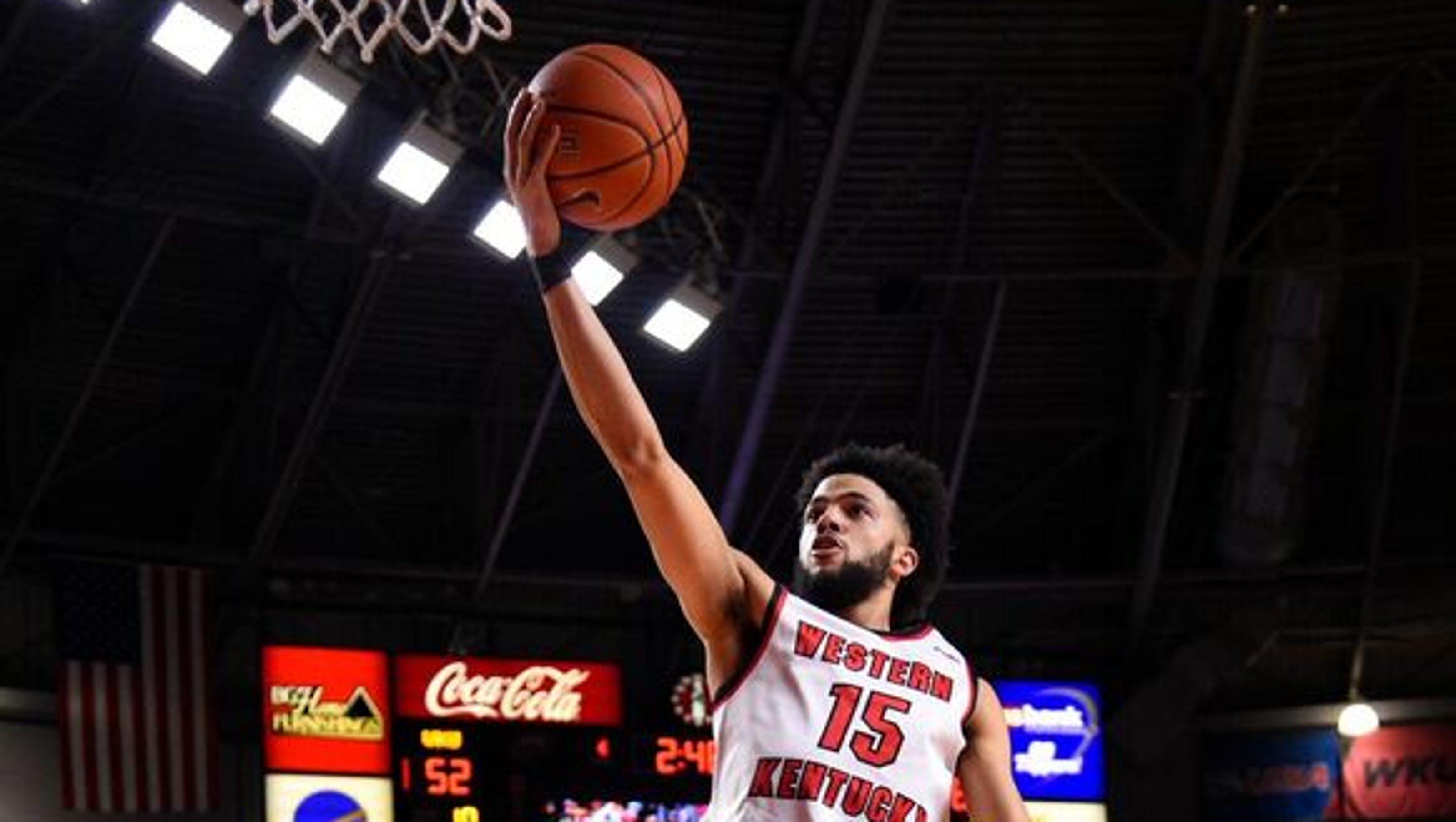 Ex Tennessee, Virginia player Darius Thompson stars at Western Kentucky
