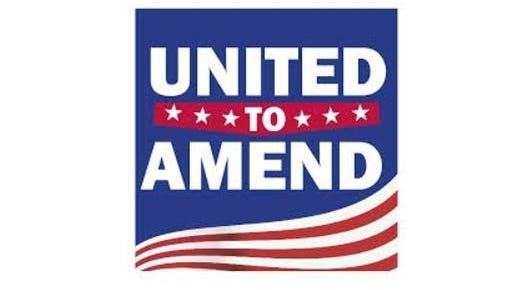 United to Amend logo