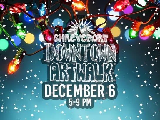 December Artwalk